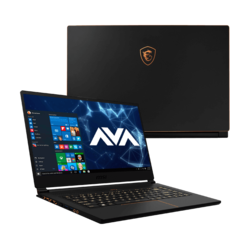 "Gaming Laptop - MSI GS65 Stealth THIN-053, 15.6"" 144Hz FHD, Core™ i7-8750H, NVIDIA® GeForce® GTX 1070 8GB Graphics Gaming Laptop"