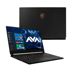 "Gaming Laptop - MSI GS65 Stealth THIN-068, 15.6"" 144Hz FHD, Core™ i7-8750H, NVIDIA® GeForce® GTX 1070 8GB Graphics Gaming Laptop"