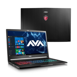 "Gaming Laptop - MSI GS73VR STEALTH PRO-033 17.3"" 120Hz Core™ i7-7700HK, NVIDIA® GeForce® GTX 1070 Graphics Gaming Laptop"