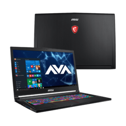 "Gaming Laptop - MSI GS73 Stealth-014, 17.3"" UHD, Core™ i7-8750H, NVIDIA® GeForce® GTX 1070 Graphics Gaming Laptop"
