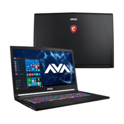 "Gaming Laptop - MSI GS73 Stealth-016, 17.3"" FHD, Core™ i7-8750H, NVIDIA® GeForce® GTX 1070 Graphics Gaming Laptop"