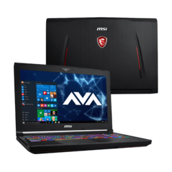 "Gaming Laptop - MSI GT63 TITAN-046, 15.6"" FHD, Core™ i7-8750H, NVIDIA® GeForce® GTX 1080 G-SYNC Graphics Gaming Laptop"