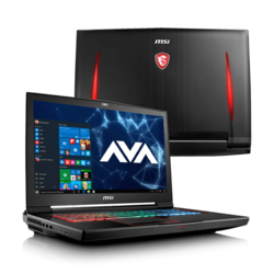 "Gaming Laptop - MSI GT73VR TITAN PRO 4K-858 17.3"" Core™ i7-7820HK, NVIDIA® GeForce® GTX 1080 Graphics Gaming Laptop"