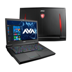 "Gaming Laptop - MSI GT75 TITAN-056, 17.3"" FHD, Core™ i7-8850H, NVIDIA® GeForce® GTX 1080 G-SYNC Graphics Gaming Laptop"
