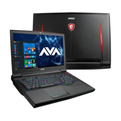 "Gaming Laptop - MSI GT75 TITAN-094, 17.3"" FHD, Core™ i9-8950HK, NVIDIA® GeForce® GTX 1080 G-SYNC Graphics Gaming Laptop"