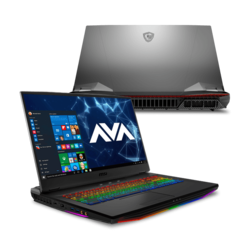 "Gaming Laptop - MSI GT76 TITAN DT-039, 17.3"" UHD IPS-Level, Core™ i9-9900K, NVIDIA® GeForce® RTX™ 2080 Graphics Gaming Laptop"