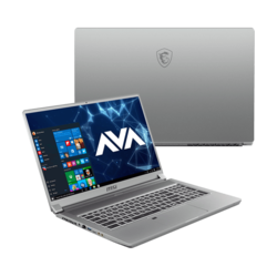 "Custom Laptop - MSI P75 Creator-895, 17.3"" FHD, IPS-Level, Intel® Core™ i7-9750H, GeForce RTX™ 2060, Custom Laptop"