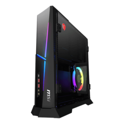 Mini Gaming Desktop - MSI Trident X 9SD-021US Core™ i7-9700K, NVIDIA® GeForce RTX™ 2070 Graphics Custom Slim Gaming PC