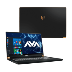 "- MSI WS75 9TL-497, 17.3"" FHD IPS-Level, Intel® Core™ i7-9750H, NVIDIA® Quadro RTX™ 4000, Custom Mobile Workstation"