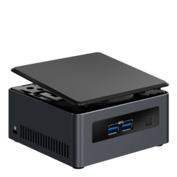 Mini PC - Intel NUC NUC7i7DNHE 8th generation Intel® Core™ i7-8650U Mini PC