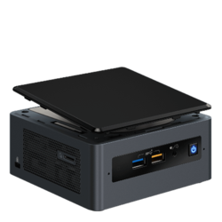 Mini PC - Intel NUC NUC8i3BEH 8th generation Intel® Core™ i3-8109U Mini PC