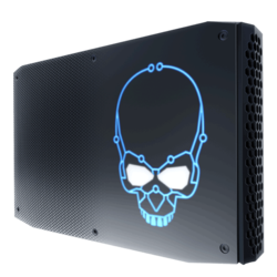 Mini PC - Intel NUC NUC8i7HVK 8th generation Intel® Core™ i7-8809G with Radeon™ RX Vega M GH Gaming Mini PC