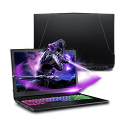 "Gaming Laptop - Quick Ship Clevo N850EJ1 15.6"" Core™ i7, NVIDIA® GeForce® GTX 1050 Graphics Gaming Laptop"