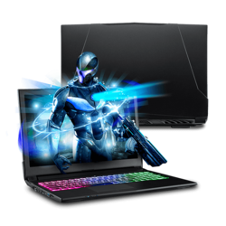 "Gaming Laptop - Quick Ship Clevo N850EP6 15.6"" Core™ i7, NVIDIA® GeForce® GTX 1060 Graphics Gaming Laptop"