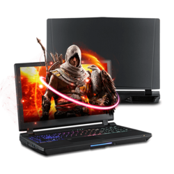 "- Quick Ship Clevo P750TM1-G3 15.6"" Core™ i9, NVIDIA® GeForce RTX™ 2080 G-SYNC Graphics Gaming Laptop"