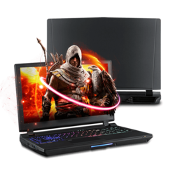 "Gaming Laptop - Quick Ship Clevo P750TM1-G 15.6"" Core™ i7, NVIDIA® GeForce® GTX 1070 G-SYNC Graphics Gaming Laptop"