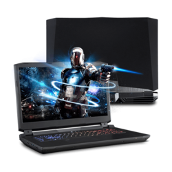 "- Quick Ship Clevo P775TM1-G3 17.3"" Core™ i9, NVIDIA® GeForce RTX™ 2080 G-SYNC Graphics Gaming Laptop"