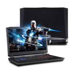 "Gaming Laptop - Quick Ship Clevo P775TM1-G Special 17.3"" Core™ i7, NVIDIA® GeForce® GTX 1080 G-SYNC Graphics Gaming Laptop"
