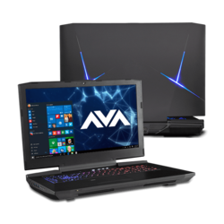 "Gaming Laptop - Quick Ship Clevo P870KM1-G 17.3"" Core™ i7, NVIDIA® GeForce® GTX 1080 SLI G-SYNC Graphics Gaming Laptop"