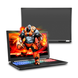"Gaming Laptop - Quick Ship Clevo P955EP6 15.6"" Core™ i7, NVIDIA® GeForce® GTX 1060 Graphics Gaming Laptop"