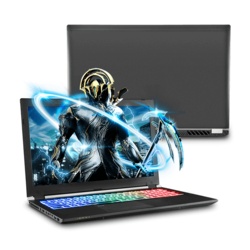 "Gaming Laptop - Quick Ship Clevo P955ER 15.6"" Core™ i7, NVIDIA® GeForce® GTX 1070 Graphics Gaming Laptop"