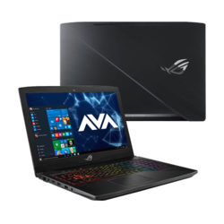 "Gaming Laptop - ASUS ROG STRIX GL503GE-RS71 (SCAR Edition), 15.6"" FHD, Core™ i7-8750H, NVIDIA® GeForce® GTX 1050 Ti 4GB Graphics Gaming Laptop"