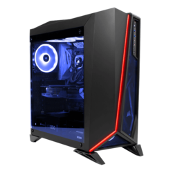 AMD X370 2-way GPU Tower Gaming Desktop