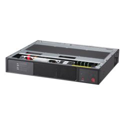 1U Rack Server - Supermicro SuperServer E300-9A-8CN8 Intel® Atom® C3758 Mini-1U Server Computer