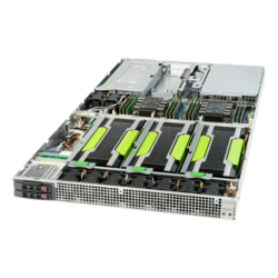 1U Rack Server - Supermicro SuperServer 1029GQ-TNRT, Intel® Xeon® Scalable, NVMe/SATA, 1U Rackmount Server Computer