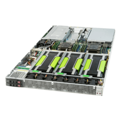 1U Rack Server - Supermicro SuperServer 1029GQ-TRT, Intel® Xeon® Scalable, SATA, 1U Rackmount Server Computer