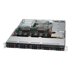 1U Rack Server - Supermicro SuperServer 1029P-WTR Dual Intel® Xeon® Scalable SAS/SATA 1U Rackmount Server Computer