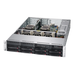 2U Rack Server - Supermicro SuperServer 6029P-WTR Intel® Xeon® Scalable Processors SAS/SATA 2U Rackmount Server Computer