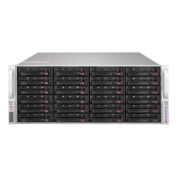 Storage Server - Supermicro SuperStorage 6049P-E1CR36H, Intel® Xeon® Scalable, SATA/SAS, 4U Storage Server Computer