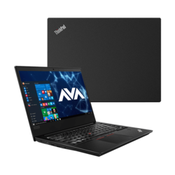 "Custom Laptop - Lenovo ThinkPad E480 20KN003WUS 14"" Intel Core i7-8550U, AMD Radeon RX 550 2GB Graphics Laptop"