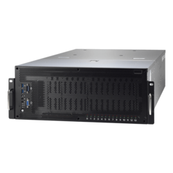 4U Rack Server - Tyan Thunder HX FT77DB7109 (B7109F77DV10E4HR-2T-NF), Intel® Xeon® Scalable Processors, SAS/SATA/NVMe 4U GPU Rackmount Server Computer