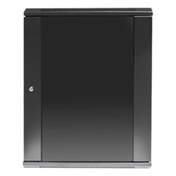 Rack Cabinet - WM1545B 15U 450mm Depth Wallmount Server Cabinet