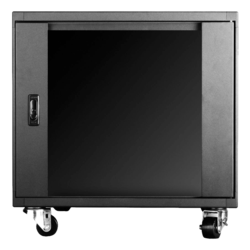 Rack Cabinet - WQ-990 9U 900mm Depth Quiet Server Cabinet