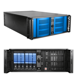Rackmount Workstation - Intel® Core™ X-series processors, X299 Chipset, 2-way SLI® / CrossFireX™ 4U Rackmount Workstation
