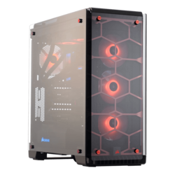 Gaming Desktop - AMD Ryzen™ Threadripper™, X399 Chipset, 2-way SLI® / CrossFireX™ Extreme Gaming PC