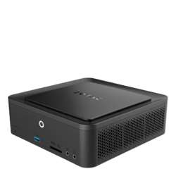 Mini PC - ZOTAC ZBOX QK5P1000, 7th generation Intel® Core™ i5-7200U, NVIDIA Quadro P1000 4GB, Mini PC