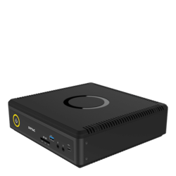 Mini PC - ZOTAC ZBOX QK7P3000, 7th generation Intel® Core™ i7-7700T, NVIDIA Quadro P3000 6GB, Mini PC