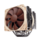 NH-D14, Socket 1151/AM3+/FM2+, 169mm Height, 220W TDP, Copper/Aluminum, Retail CPU Cooler