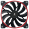 Air Series AF140 Quiet Edition High Airflow 140mm, 1150 RPM, 67.8 CFM, 24 dBA Cooling Fan