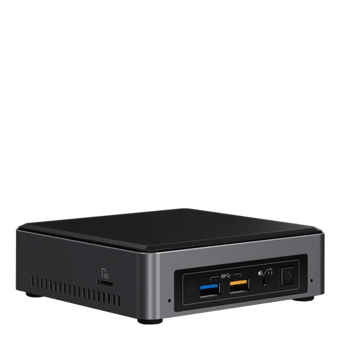 Intel NUC NUC7I5BNK 7th generation Intel® Core™ i5-7260U Mini PC