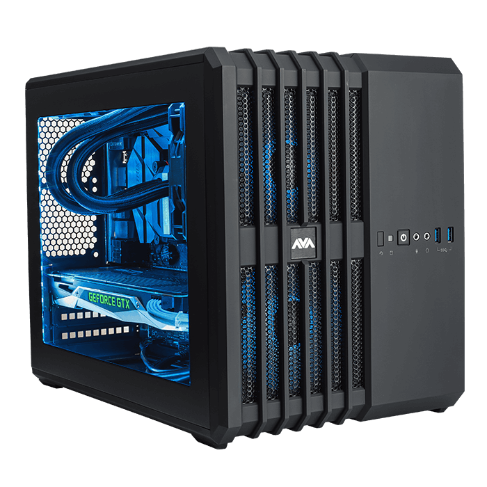 Avant Mini Cube Gaming Pc Avadirect