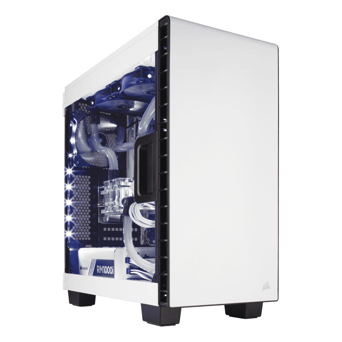 Intel Z390 CPU+GPU Liquid Cooled Gaming Desktop