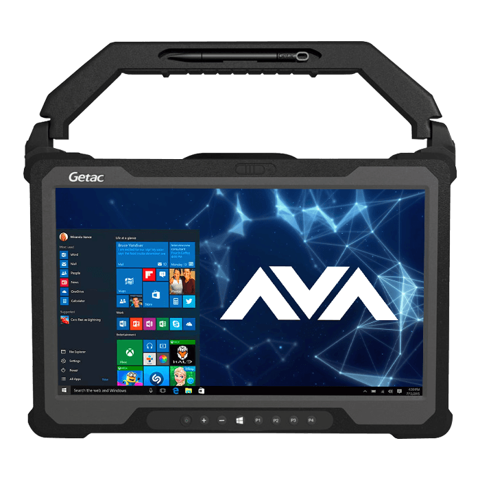 Getac A140 14 Hd Full 128gb 256gb 512gb Rugged Tablet Pc Wi Fi Bluetooth Gps Ethernet 4g