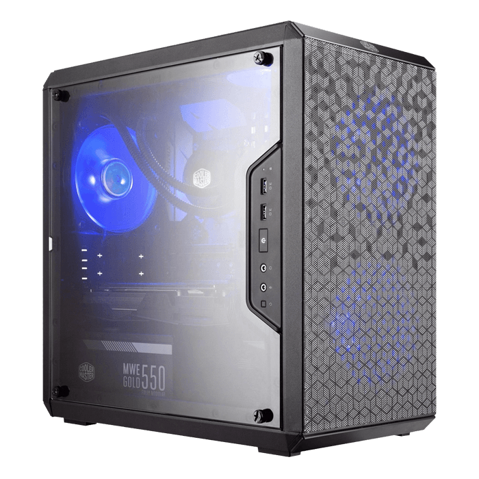 Intel 8th Gen Coffee Lake Core™ i3 / i5 / i7, H370 Chipset, Compact Gaming  PC