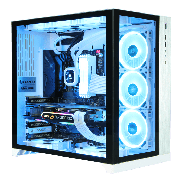 Intel Z390 2 Way Gpu Custom Tower Gaming Avadirect
