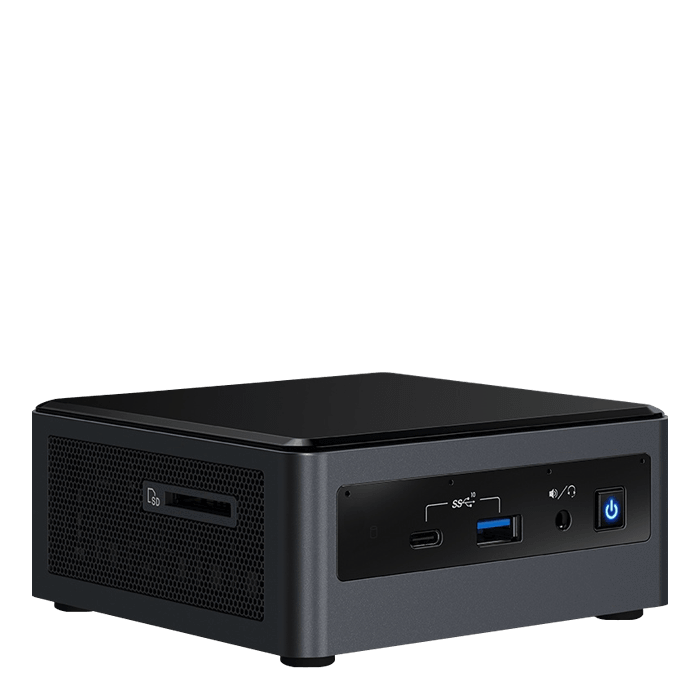 Intel® NUC 10 Performance NUC10i3FNHFA (BXNUC10I3FNHFA) 10th generation,  Intel® Core™ i3-10110U Mini PC
